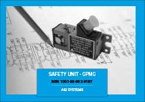Safety Unit – NSN 1005-99-962-9197